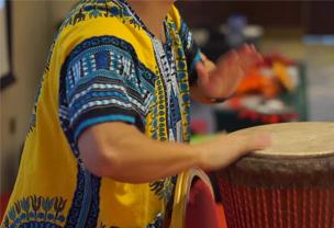 新东方非洲鼓